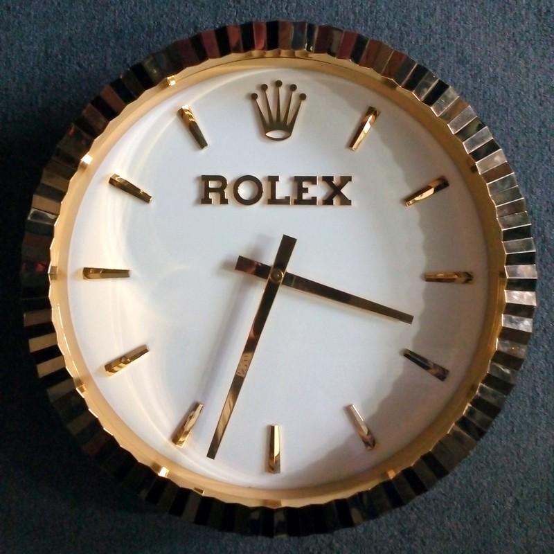 Rolex Wall Clock 408inc Blog